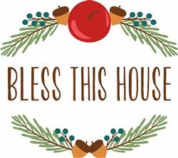 Bless This House Print Art
