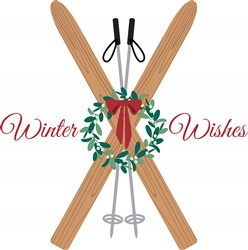 Winter Wishes Print Art
