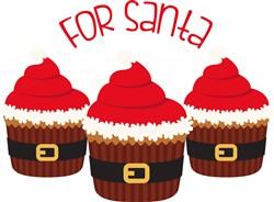 For Santa Print Art