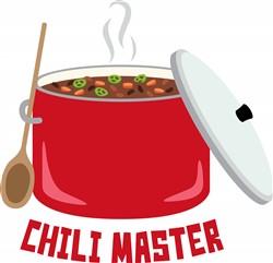 Chili Master Print Art