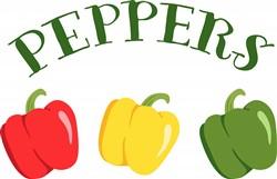 Peppers Print Art