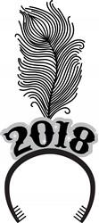 New Year 2018 Print Art