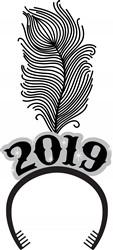 New Year 2019 Print Art