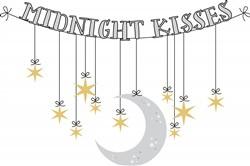 Midnight Kisses Print Art