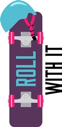Roll With It Print Art