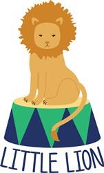 Little Lion Print Art