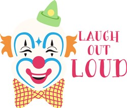 Laugh Out Loud Print Art