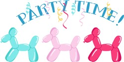 Party Time Print Art