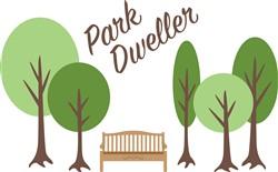 Park Dweller Print Art