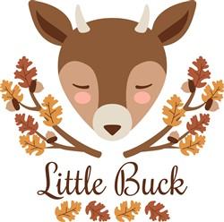 Little Buck Print Art