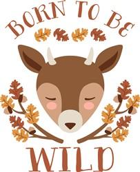 Born Wild Print Art