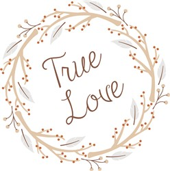 True Love Print Art