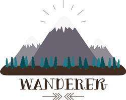 Wanderer Print Art