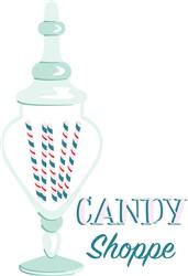Candy Shoppe Print Art