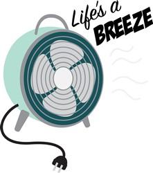 Lifes A Breeze Print Art