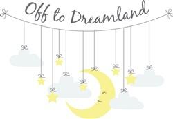 To Dreamland Print Art