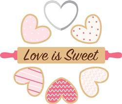 Love Is Sweet Print Art