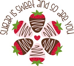 Sugar Sweet Print Art