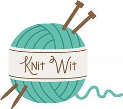 Knit Wit Print Art