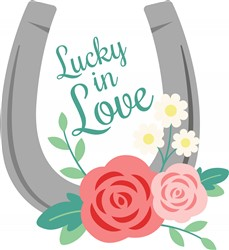 Lucky Love Print Art