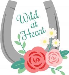 Wild Heart Print Art
