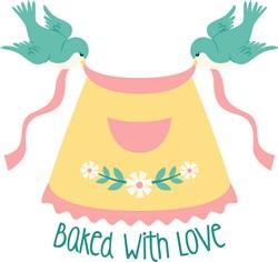 Baked Love Print Art