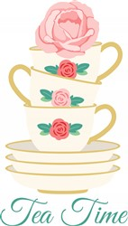Tea Time Print Art