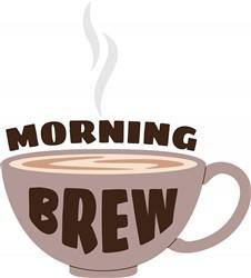 Morning Brew Print Art