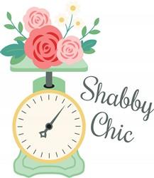 Shabby Chic Print Art
