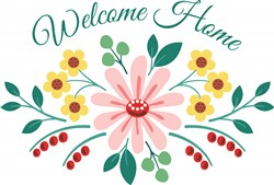 Welcome Home Print Art