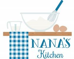 Nanas Kitchen Print Art