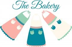 The Bakery Print Art