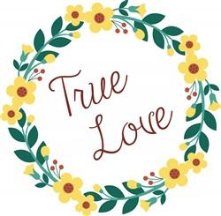 True Love Print Art