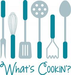 Whats Cookin Print Art