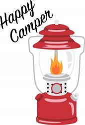 Happy Camper Print Art