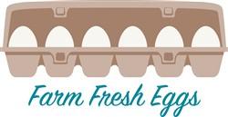 Farm Fresh Eggs Print Art