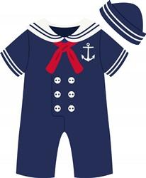 Sailor Jumper Print Art
