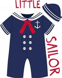 Little Sailor Print Art