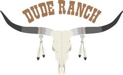 Dude Ranch Print Art