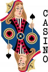 Casino Print Art