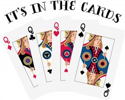 In The Cards Print Art