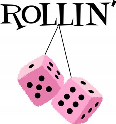 Rollin Dice Print Art