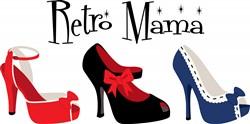 Retro Mama Print Art