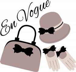 En Vogue Print Art