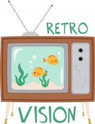Retro Vision Print Art