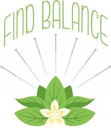 Find Balance Print Art