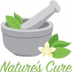 Natures Cure Print Art