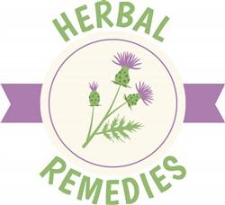 Herbal Remedies Print Art