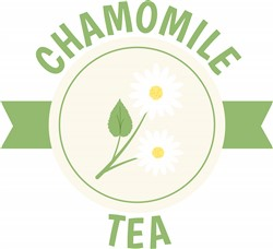 Chamomile Tea Print Art