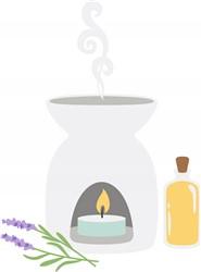Aromatherapy Print Art